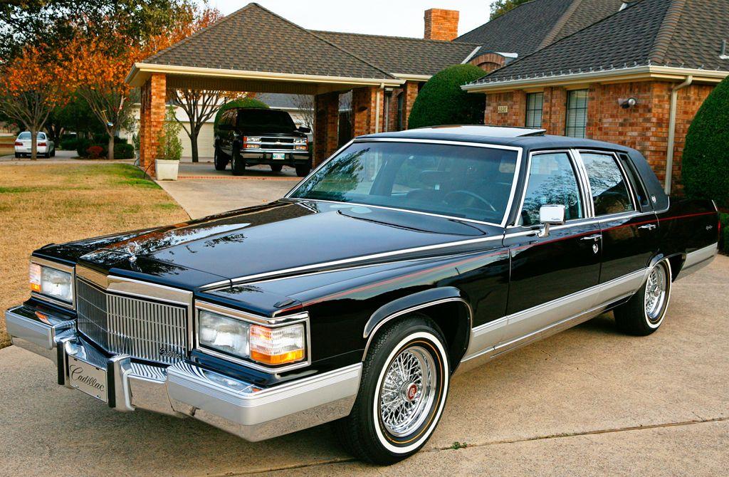 1992 Cadillac Brougham d'Elegance 5.7 - Pesquisa Google