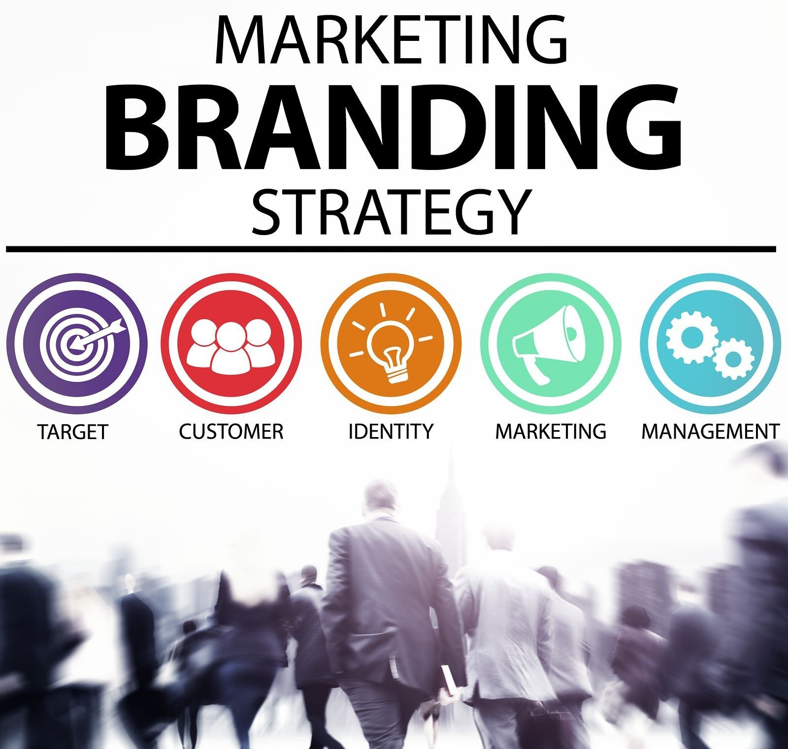 Brandingagencies should counsel you about creating