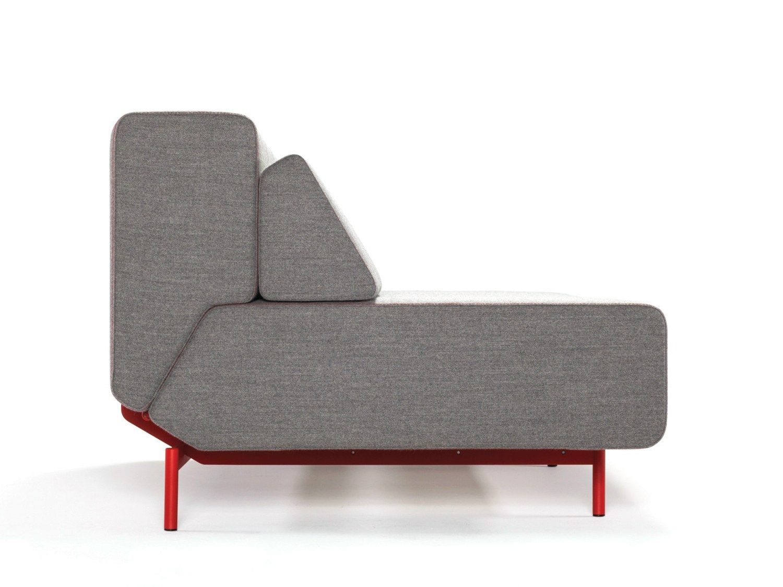 Upholstered fabric sofa bed pil low by prostoria ltd for Prostoria divani