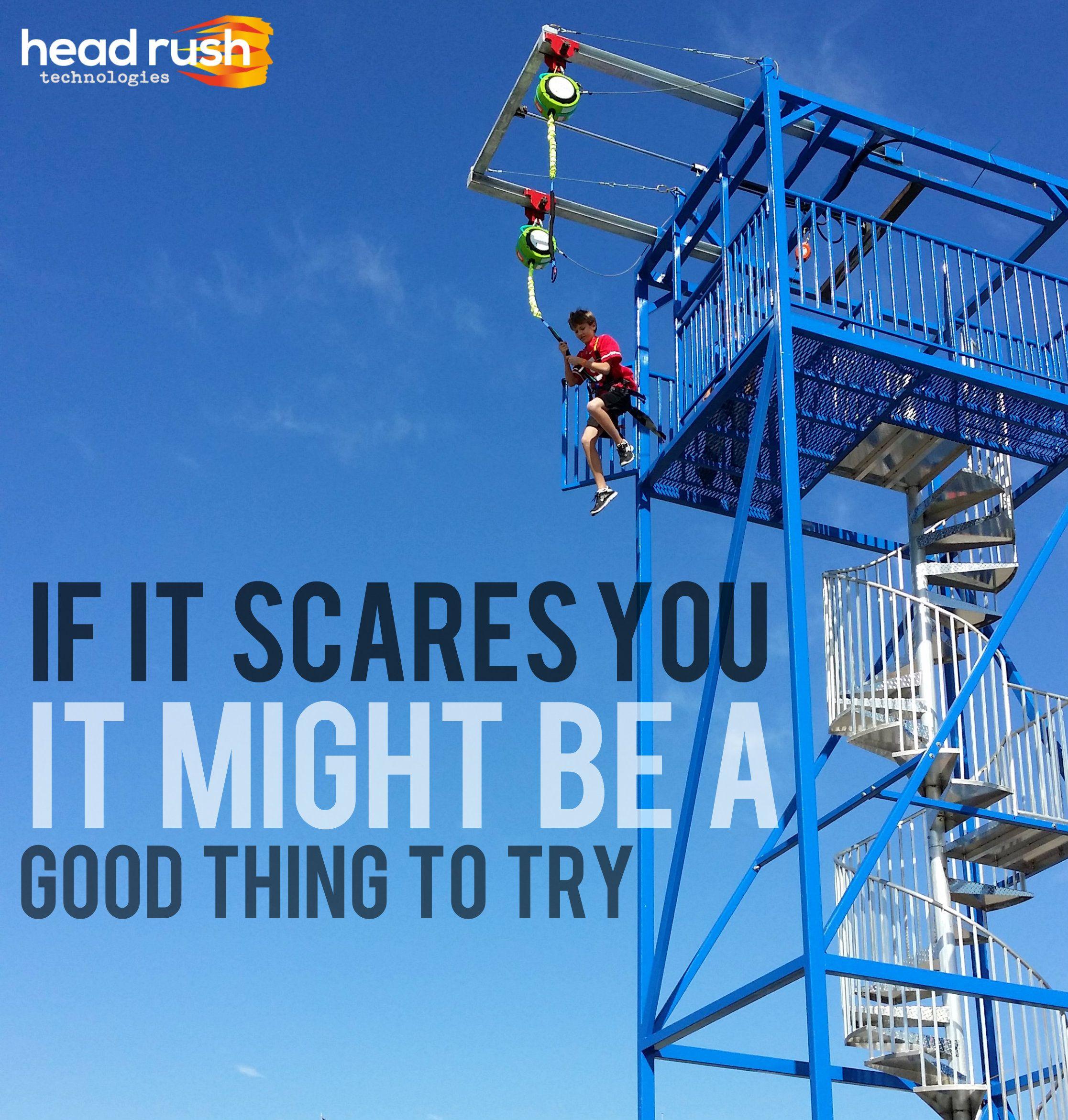 Quickjump Free Fall Device Freefall Adventure Quotes Ziplining Adventure