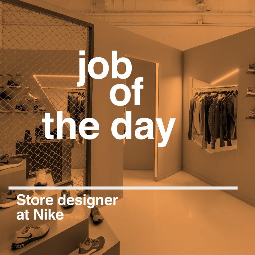 nike store designer
