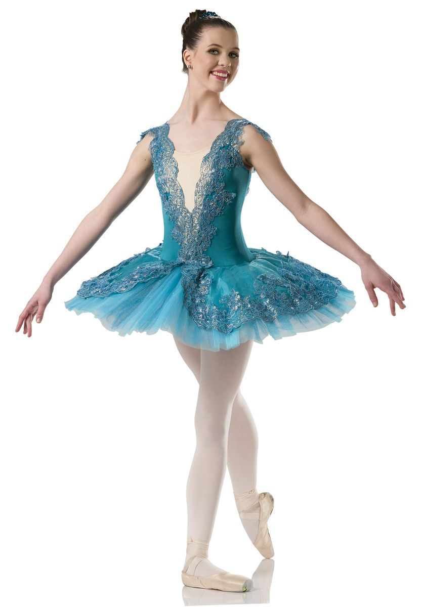 29574f8089 LEOTARD WITH ATTACHED TUTU: Teal spandex, teal organza, teal net, and white  net TRIM: Teal embroidered lace SIZES: Child: M-L-XL, Adult: S-M-L-XL FOR  BLUE ...