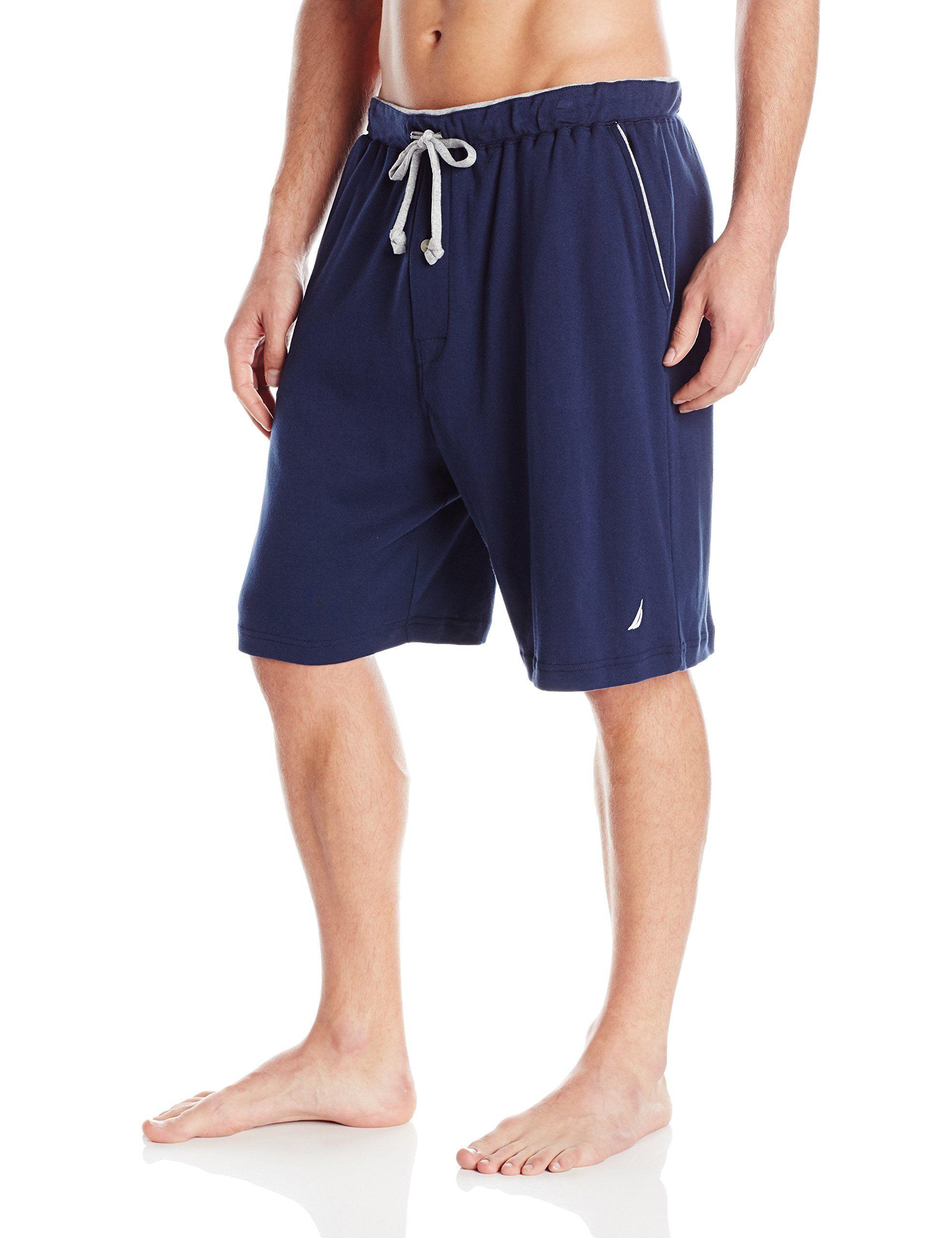 453e9ae371 Nautica Men s Knit Sleep Short