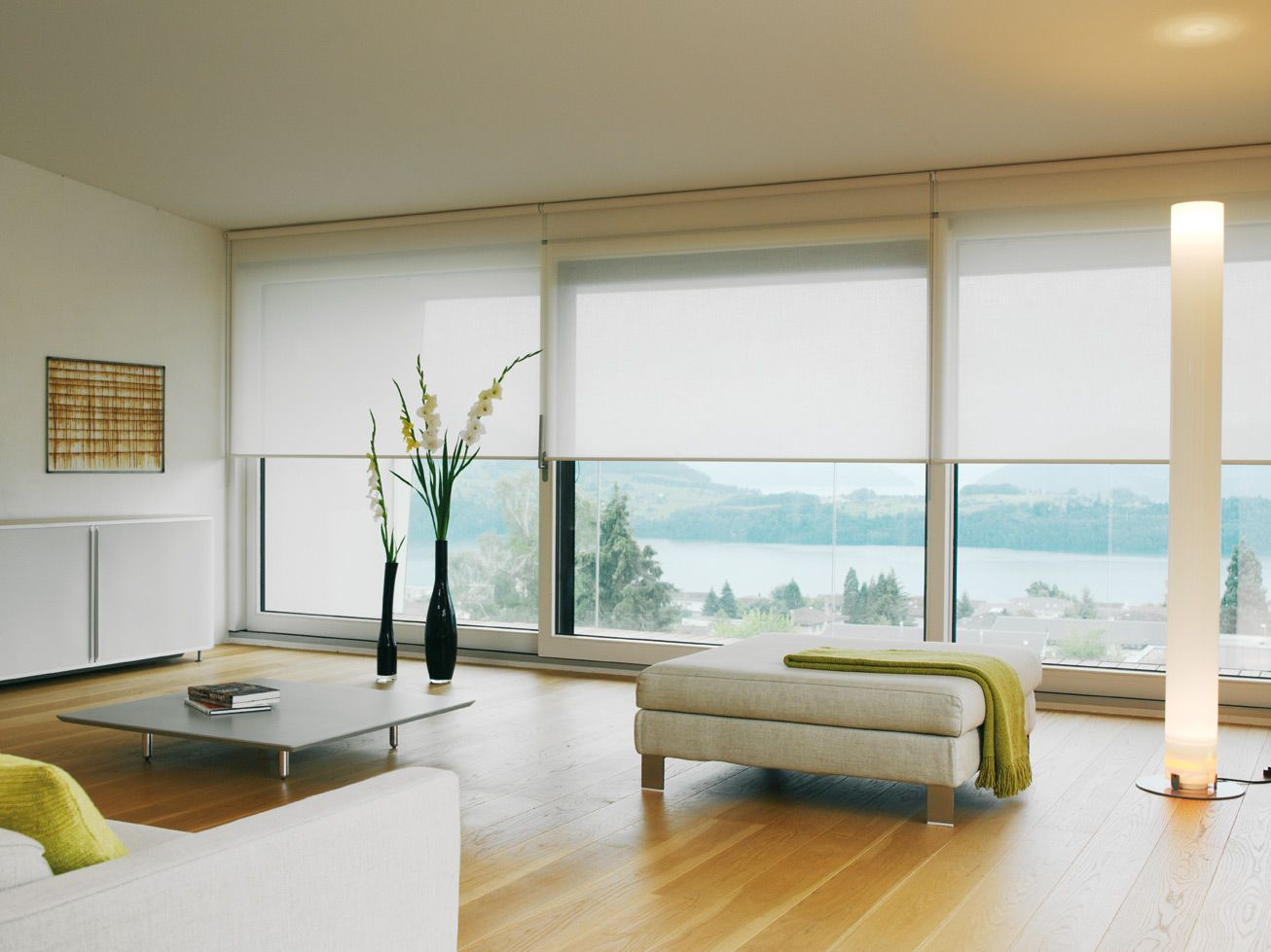 Fotos Estores Screen.Estores Screen Sunroom Curtains With Blinds House Blinds