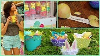 Easy easter gift ideas for friends family via youtube easter easy easter gift ideas for friends family negle Choice Image