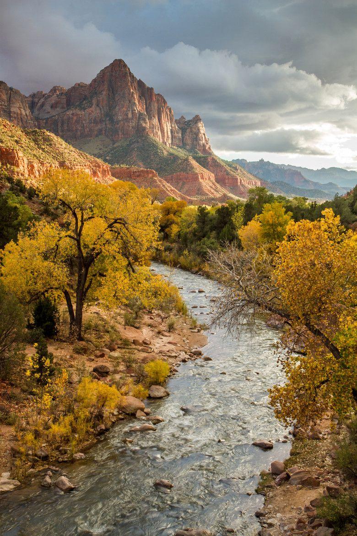 Zion National Park by Pierre Leclerc - Zion National Park - Utah #travel #utah #usa