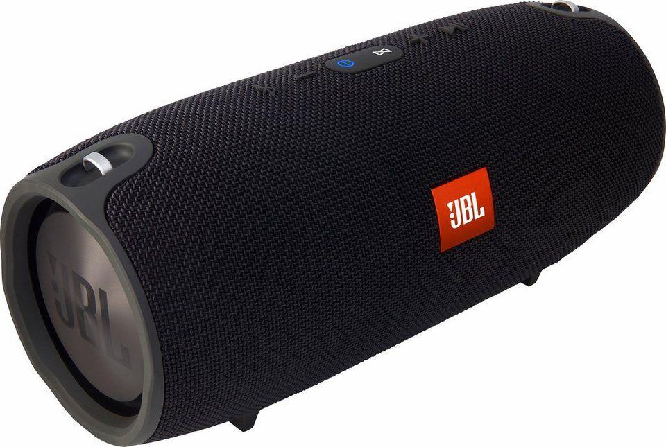 Jbl Xtreme Stereo Portable Lautsprecher Bluetooth Freisprechfunktion 40 W Gerausch Und Echounterdruckungsfunktion Freispre Bluetooth Lautsprecher Connect