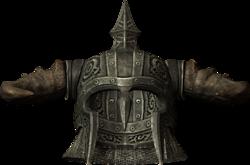 Steel Horned Helmet Skyrim Armor Cosplay Armor Fantasy Armor