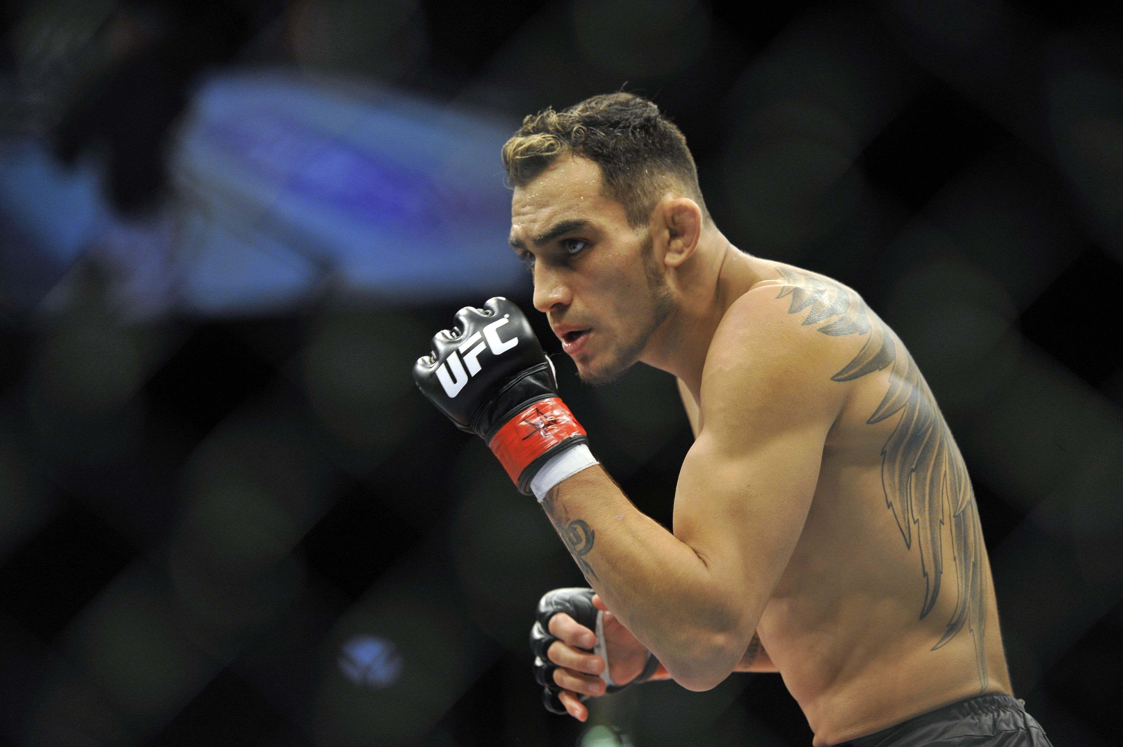 Pin on Best Tony Ferguson Wallpapers UFC Fight