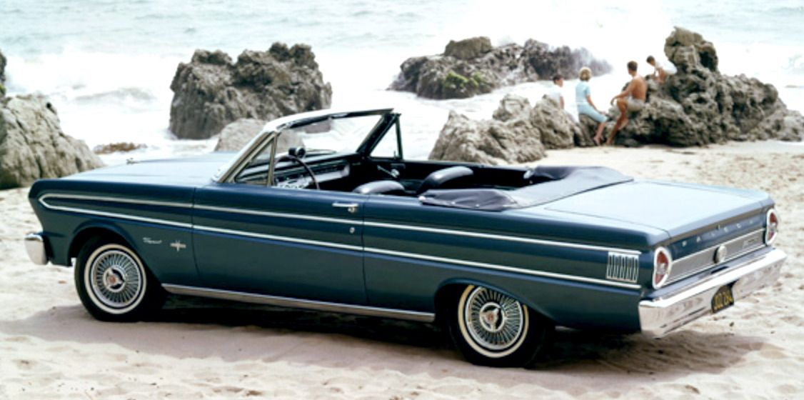 Ford Falcon Sprint Convertible 1964 With Images 1964 Ford