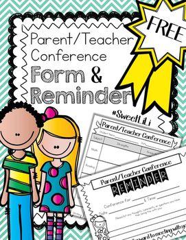15++ Parent teacher conference clipart free info
