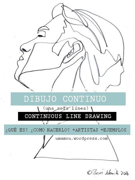 Dibujo Continuo Continuous Drawing Single Line Drawing Todo Sobre Esta Nueva Forma De Dibujar Tendencia Visita Mi Blog De Dis Drawing Disenos De Unas Blog