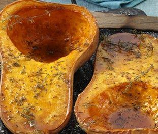Salted Caramel Pots De Creme Recipe Roasted Butternut Squash