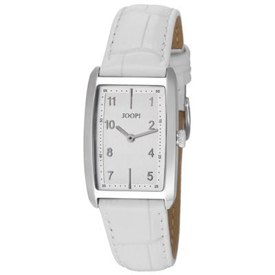 Joop! Ladies Watch Transcendence Silver White JP101002F01