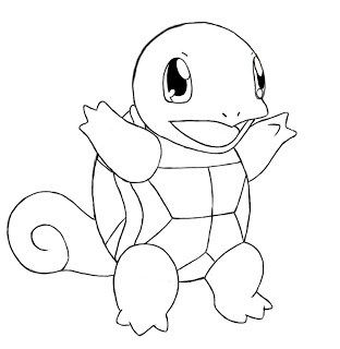 Squirtle Jpg 312 320 Pokemon Coloring Pokemon Coloring Pages Pokemon Sketch