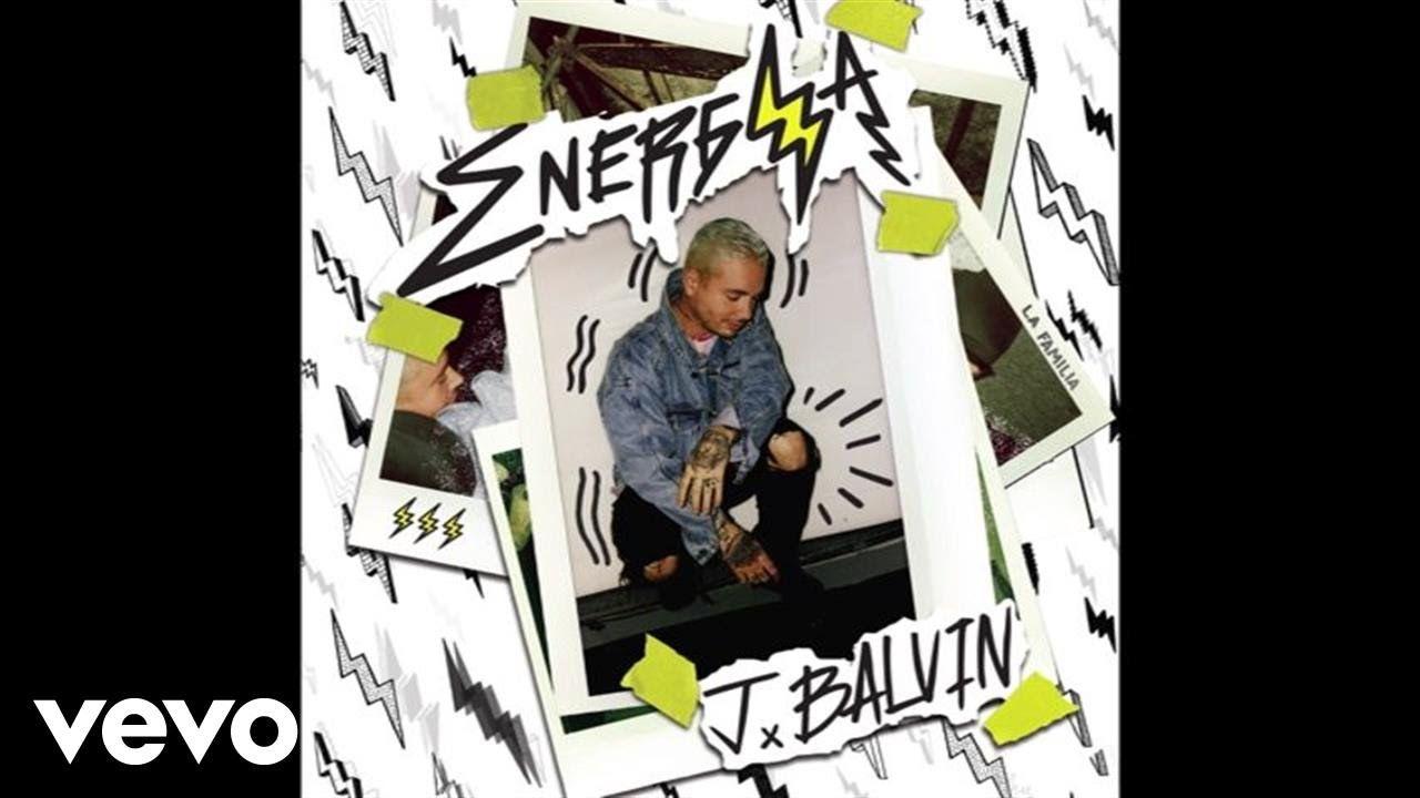 J Balvin Por Un Día Audio J Balvin Energia Jbalvin Reggaeton