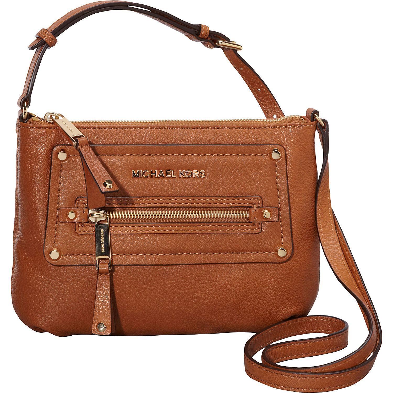 3cb5afa543c333 Loving this bag for Spring.... MICHAEL Michael Kors Gilmore Crossbody -  eBags.com