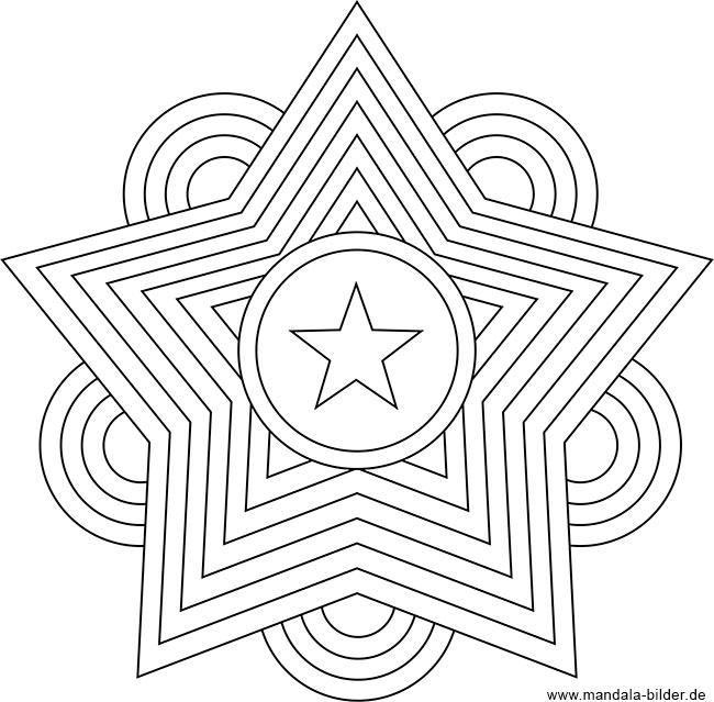 Malvorlagen Fur Madchen Ab 10 Jahren Stern Mandala Fr Kinder Ab 10 Jahren Vorlagen