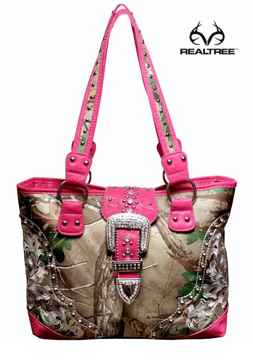 Display Your Passion For The Outdoors W Camo Purses Or Wallets
