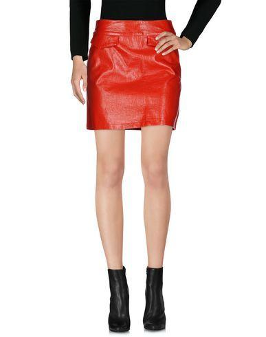 SESSUN Women's Mini skirt Rust 6 US
