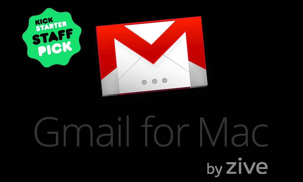 Kiwi for Gmail Email client, Mac, Desktop