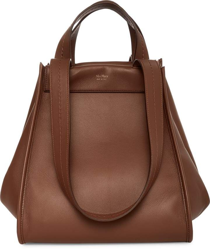 24b177555c3 Max Mara Anita Reversible Leather Handbag | Style in 2019 | Burberry ...