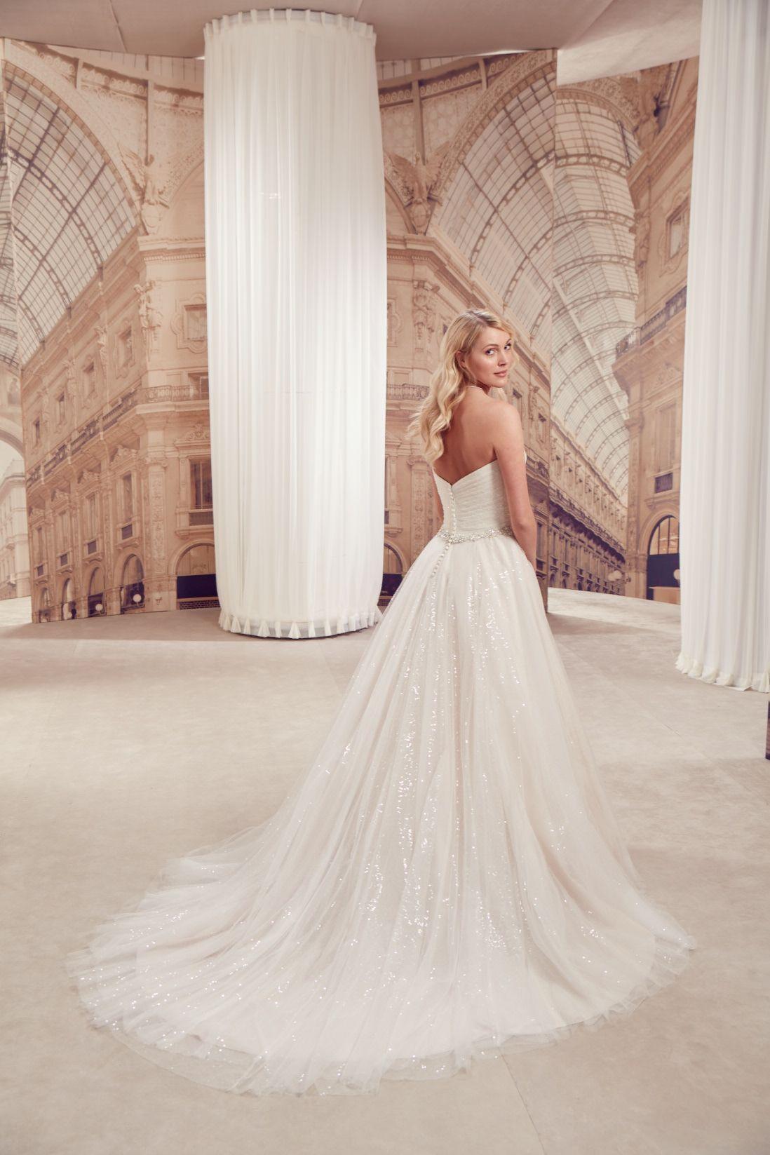 Eddy K 20 in 20  Brautkleid, Hochzeitskleider spitze, Kleid
