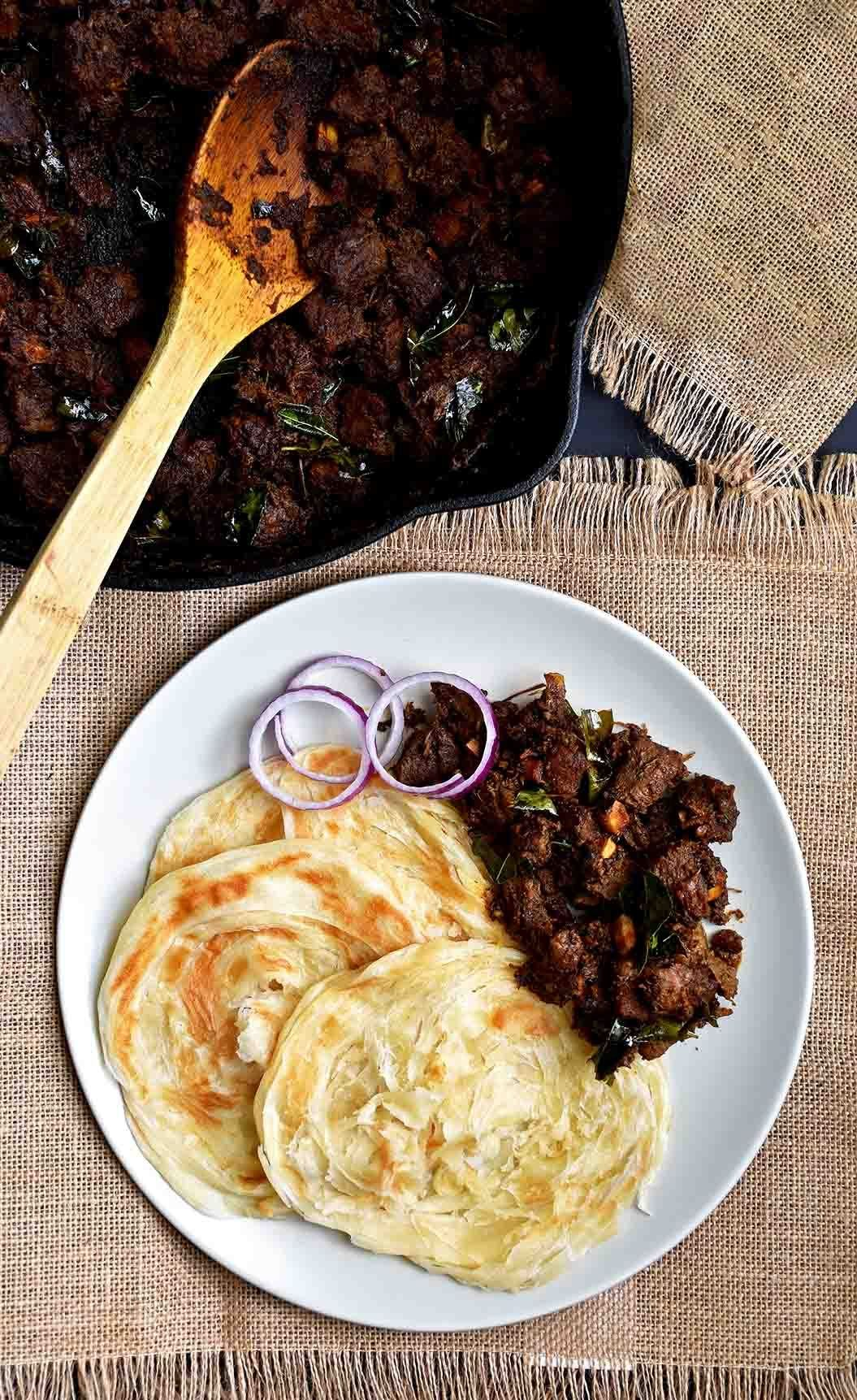 Beef dry roastbeef ularthiyathu recipe roasted peppers kerala beef dry roast pepper delight pepperdelightblog recipe beefularthiyathu beef nadan forumfinder Gallery
