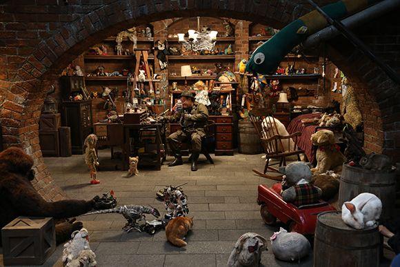 『ラブ&ピース』夢のかけらが詰まった部屋 | CINEmadori シネマドリ | 映画と間取りの素敵なつながり