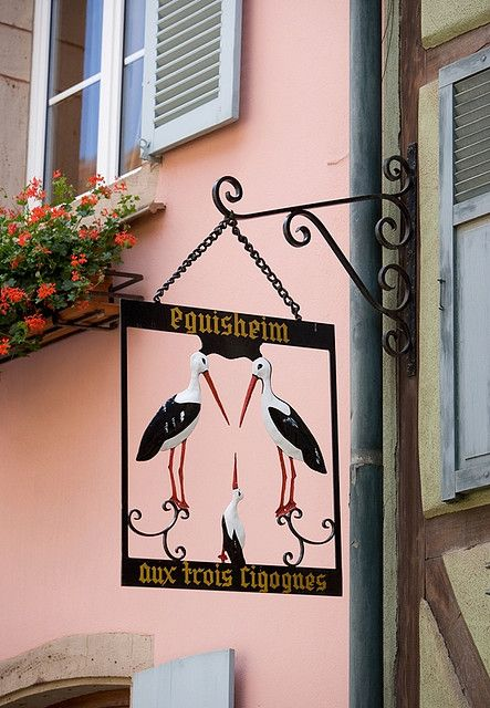 Eguisheim, Haut-Rhin (France) - Crédit Photo : Office de Tourisme Eguisheim via Flickr