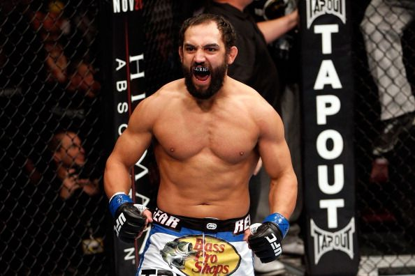 Johnny Hendricks Good Luck Tomorrow Night Call Me After You