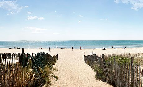 Camping Les Mediterranées Beach Garden, Marseillan Plage, Languedoc - camping a marseillanplage avec piscine