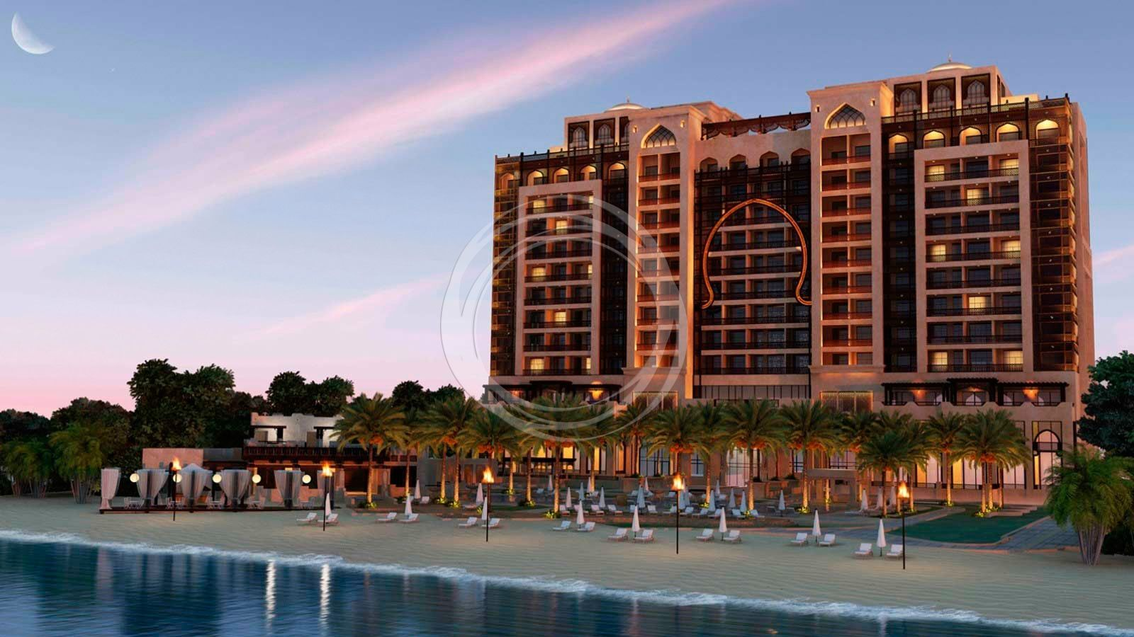 Ajman Saray s the first beach-side Luxury Collection Resort in Ajman, United Arab Emirates