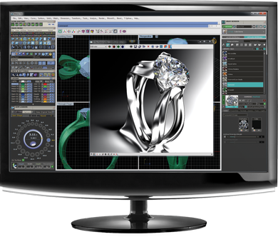 Matrix Interface Jewelry Design Software Jewelry Misc