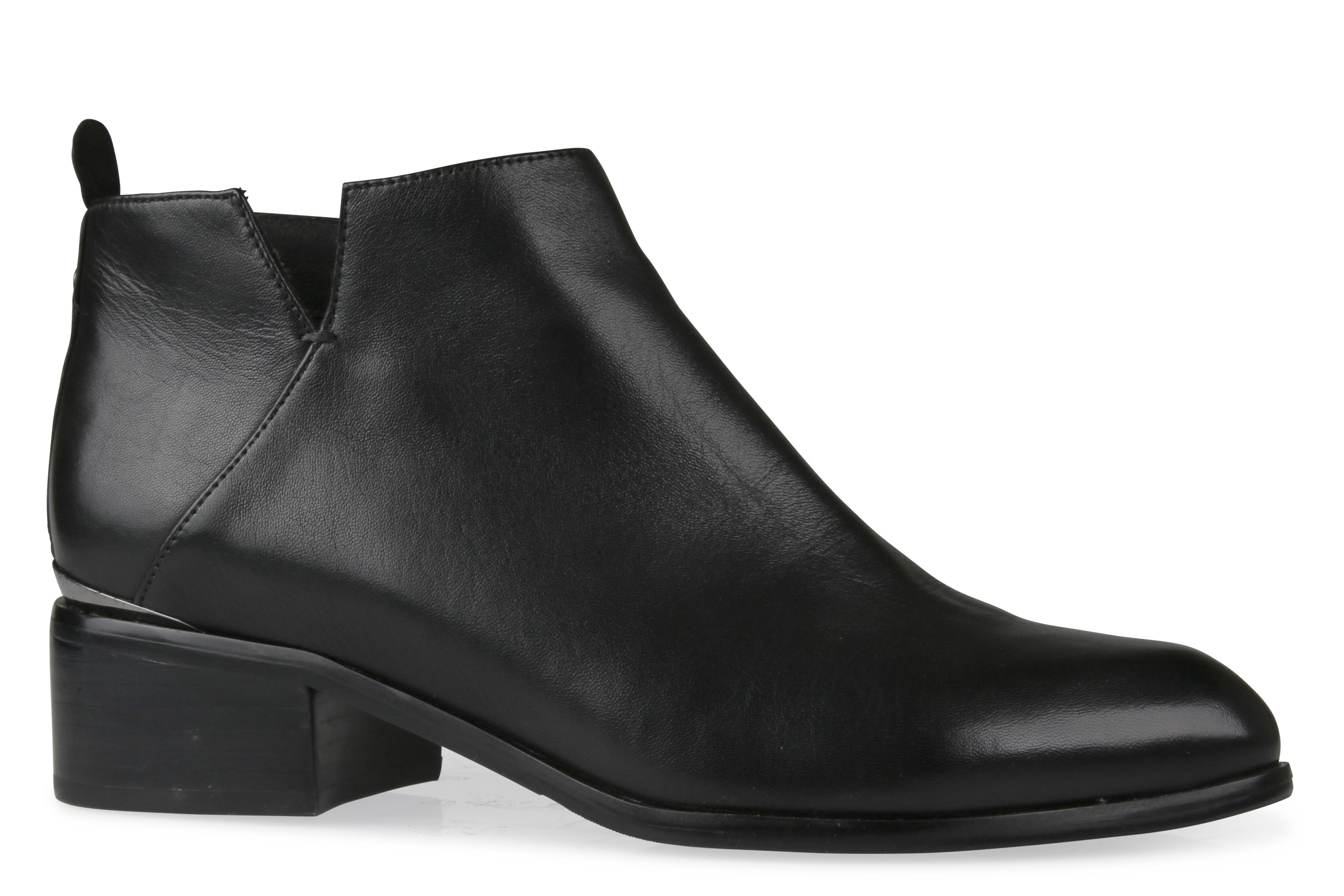 Shoe Connection Miss Sofie Madeline Black Leather Ankle Boot 229 99 Https Www Shoeconnection Co Nz Boots Leather Ankle Boots Black Leather Ankle Boots