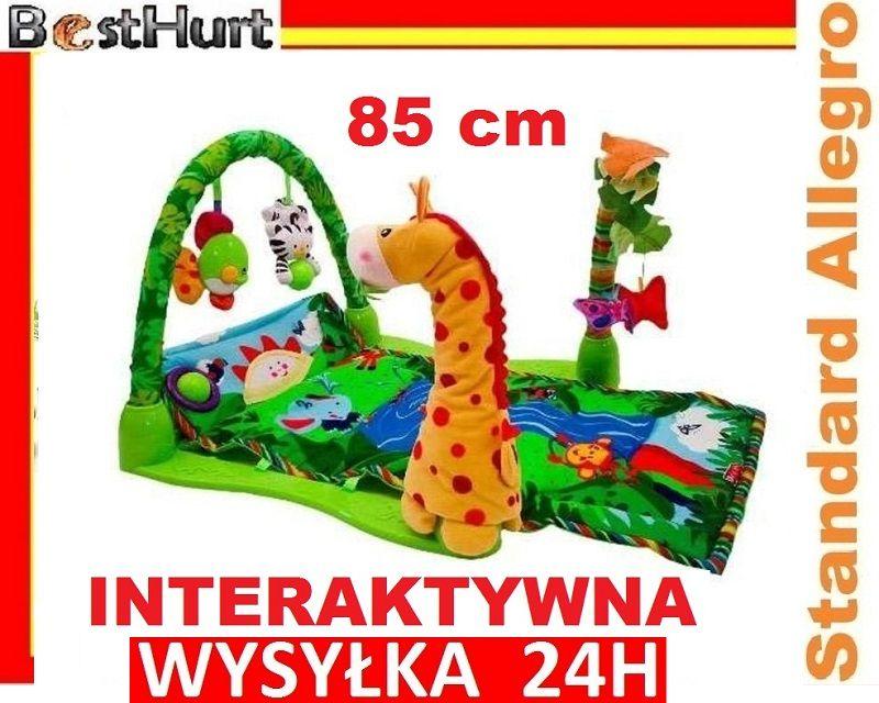 Duza Mata Edukacyjna Rain Forest Interaktywna 85cm 4773626044 Oficjalne Archiwum Allegro Rainforest Forest Mario Characters