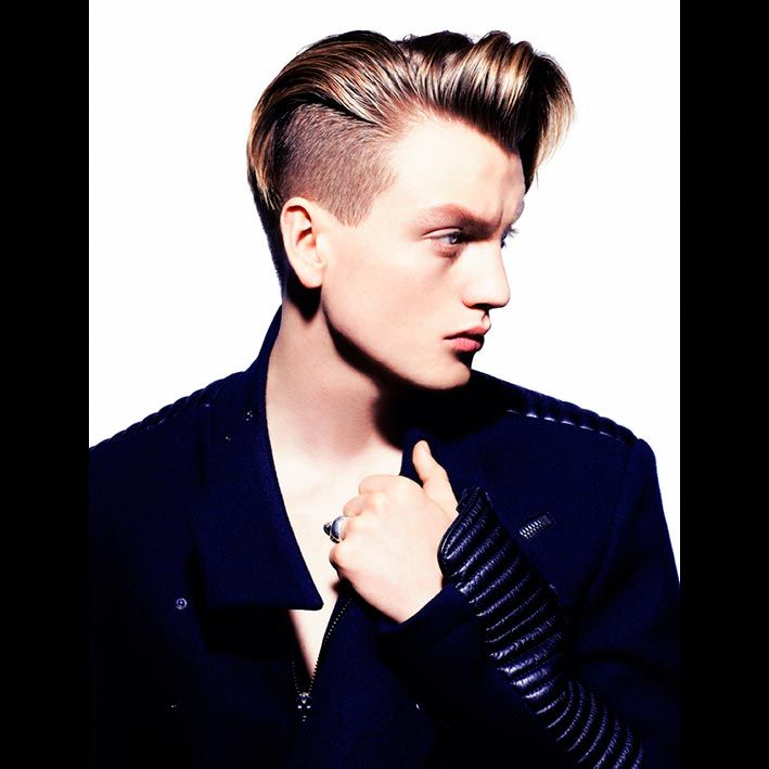 Toni Guy Artelier Education Collection Hair By - Mens hairstyle undercut 2012