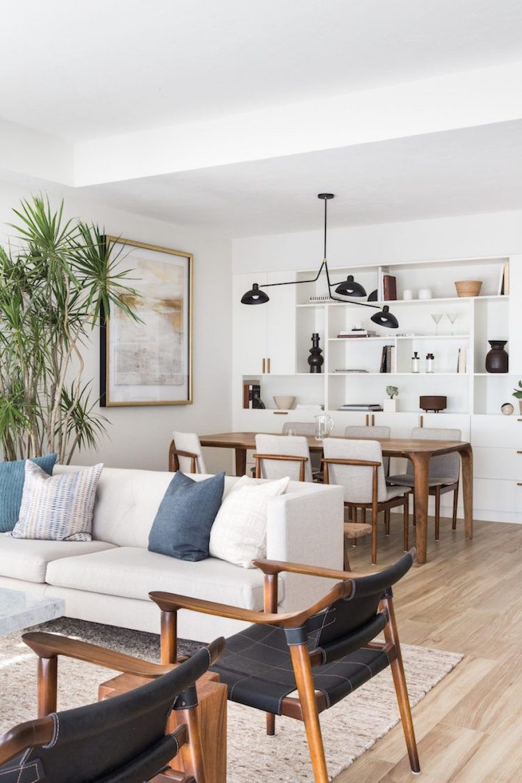 Don T You Love A Great Before And After I Always Find Them So Inspiring Interior Design Living Room Modern Home Living Room Interior Design Living Room Warm