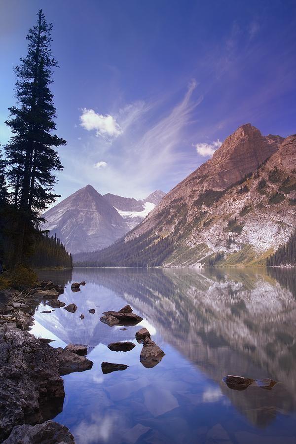 Mountain Lake Cool Landscapes Mountain Lake Lake