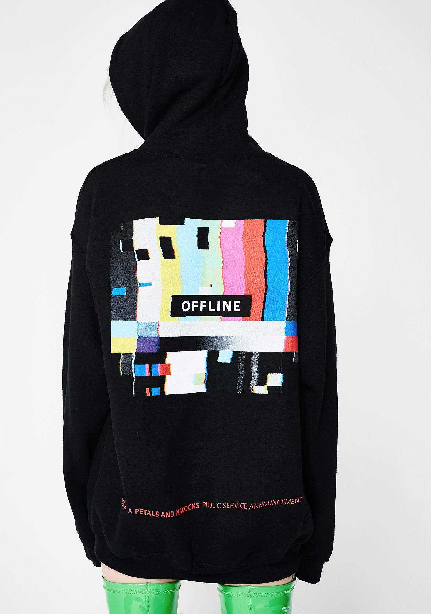 Offline Psa Hoodie Hoodies Hoodie Design Embroidered Hoodie [ 2000 x 1405 Pixel ]