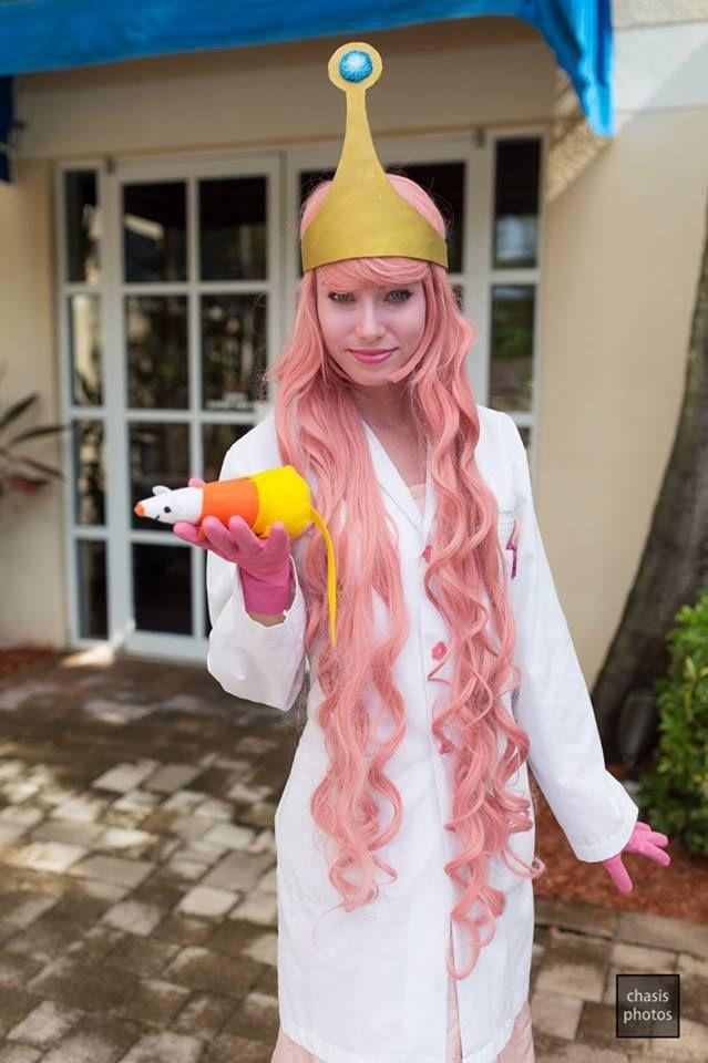 8 Princess Bubblegum Cosplays