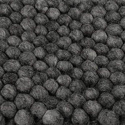 Uberlegen Hay Teppich Peas Dark Grey 140cm X 200cm: Amazon.de: Küche U0026 Haushalt