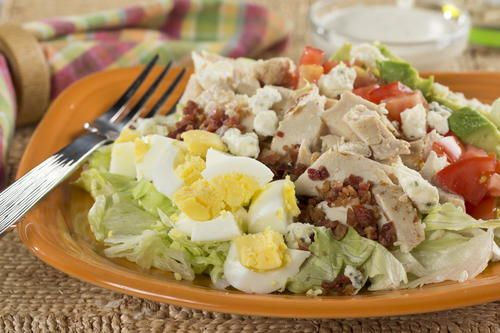 Brown Derby Cobb Salad | EverydayDiabeticRecipes.com