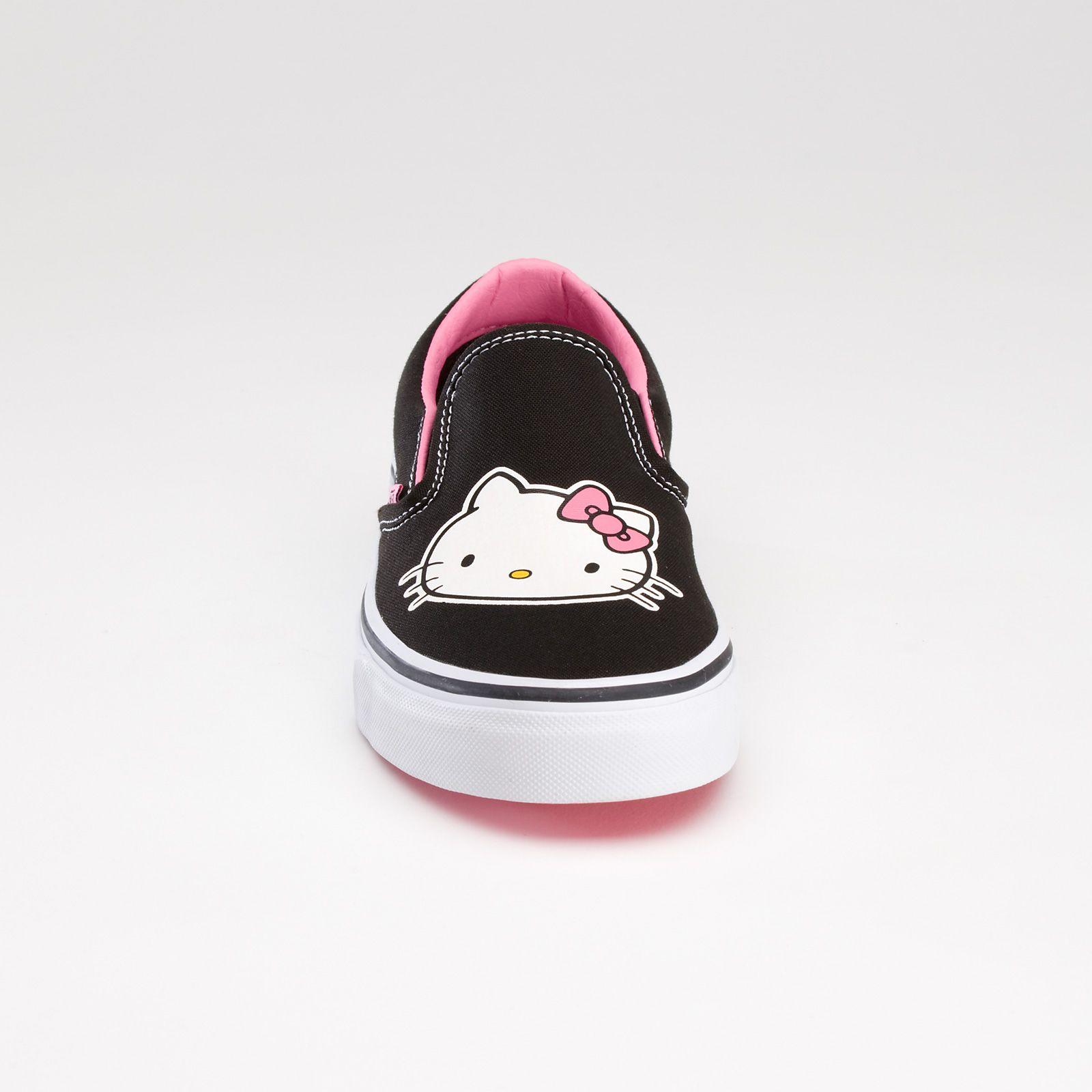 online retailer 908f3 74541 Hello Kitty Vans I just ordered online