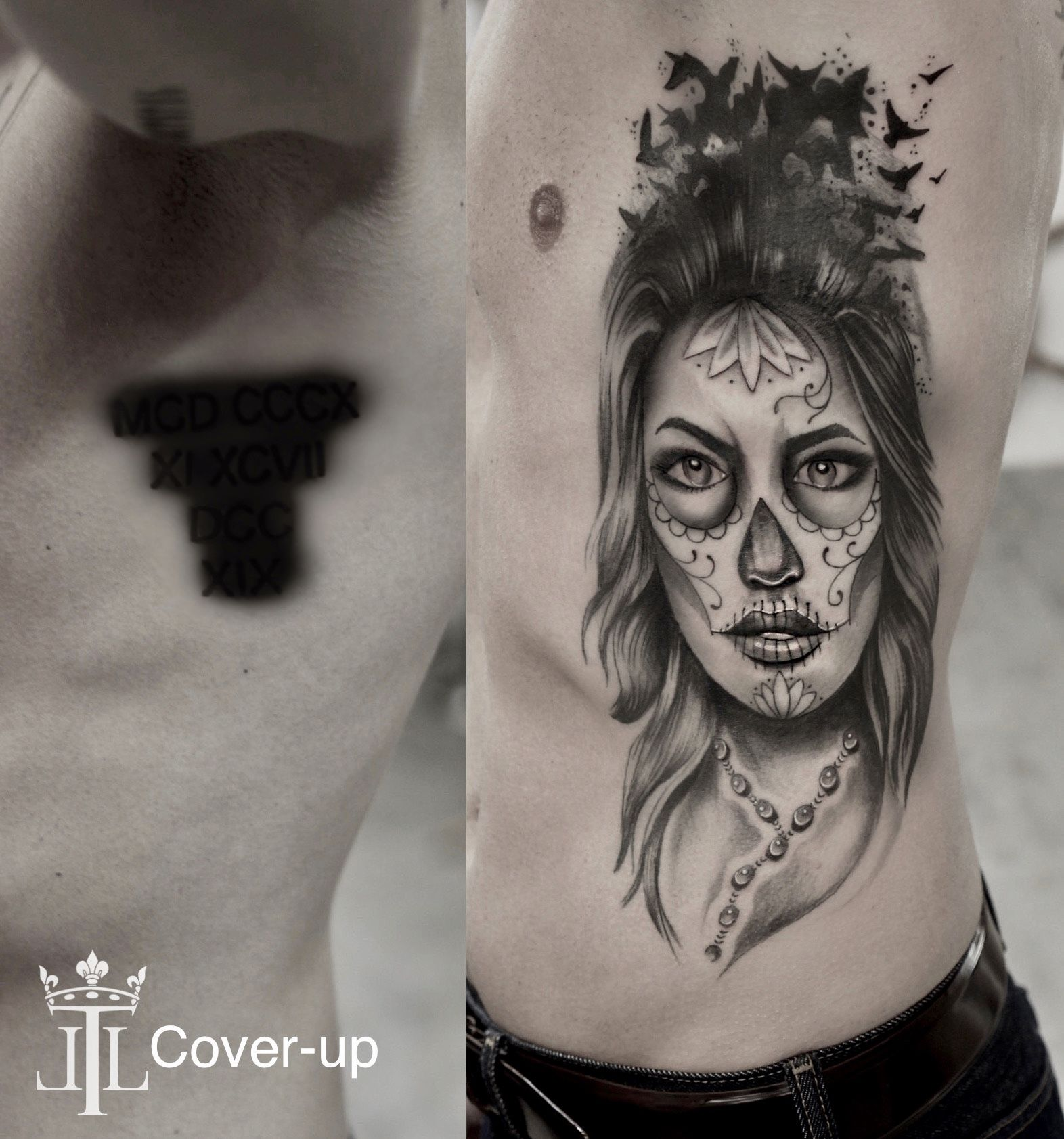 Pin Auf Cover Up Tattoos