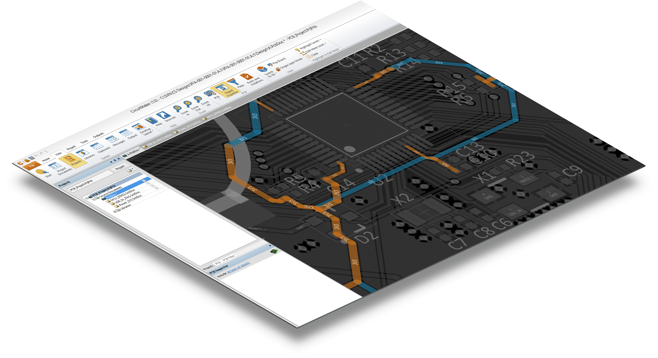 FREE Circuit Board Design Software by Altium | Engineering ...