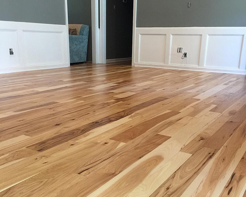 Best Hickory Character Natural Hardwood Solid Or Engineered 400 x 300
