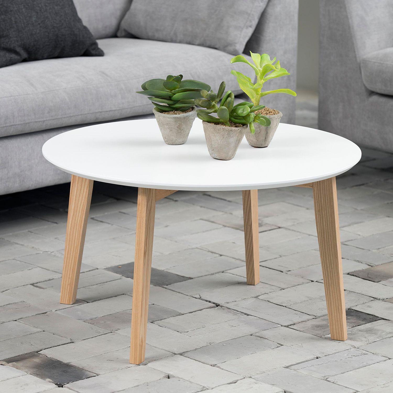 Home24 Couchtisch Bramming Couchtisch Wohnzimmer Tisch Weiss Und Tisch