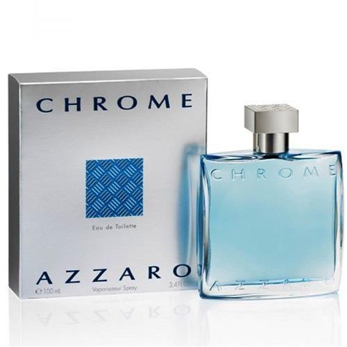 c095040ede Perfume · Perfume Chrome Masculino Eau De Toilette Azzaro