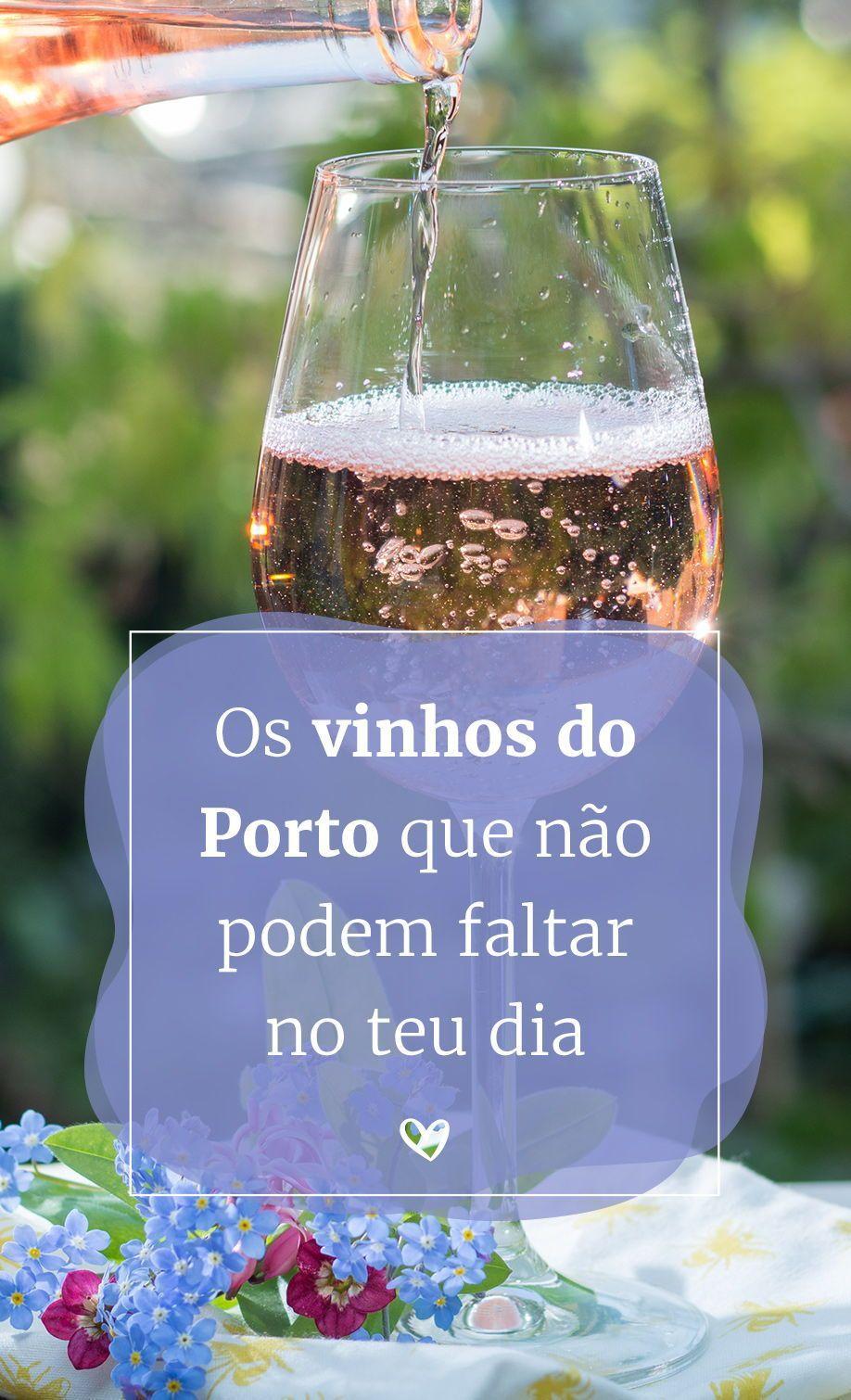 Os vinhos do Porto que não podem faltar no teu dia! #casamento #noivos #copodeágua #menu #bebidas #bar #vinhodoporto #casamentospt